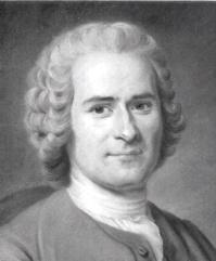 Jean-Jacques Rousseau - DR