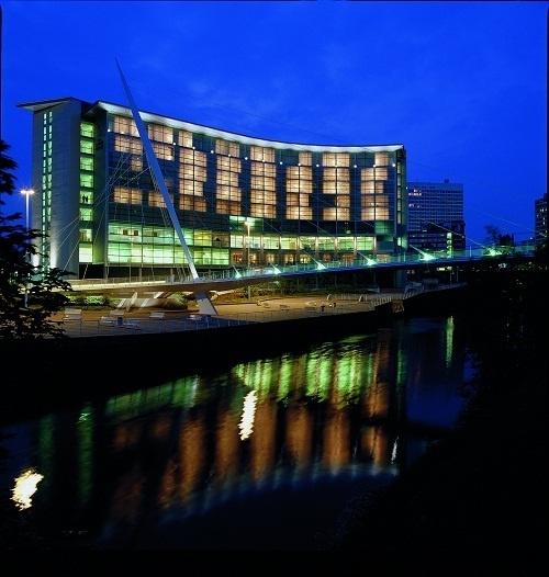 """Avec le package """"Ultime Experience Cyclisme"""", les clients du Lowry hotel pourront suivre une initiation au cyclisme au Vélodrome de Manchester -  Photo DR"""