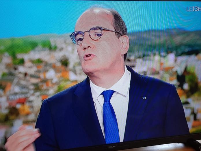 Jean Castex invité de TF1 : 96% des 18 000 cas recensés mardi n'étaient pas vaccinés