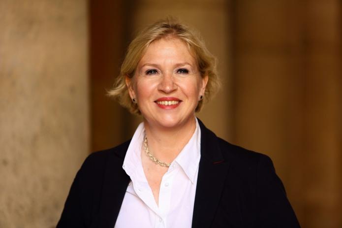 Geneviève Fontaine directrice général de Biarritz Tourisme - DR