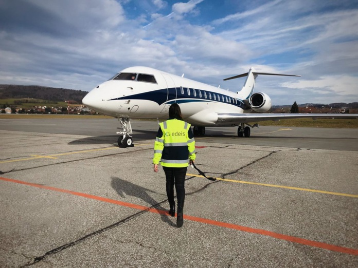 Vinci Airports doit mener un programme d'investissement ambitieux pour l'aéroport d'Annecy - DR