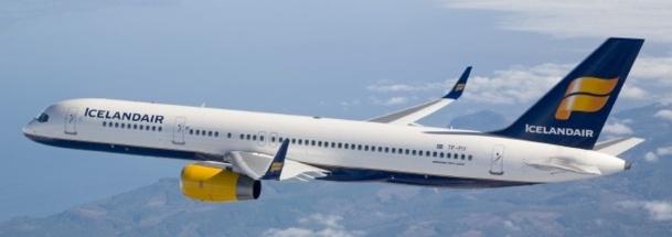 Icelandair n'avait jamais transporté plus de 300 000 passagers en un mois - Photo DR
