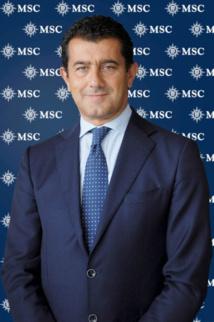 Gianni Onorato, PDG de MSC Croisières - DR : MSC