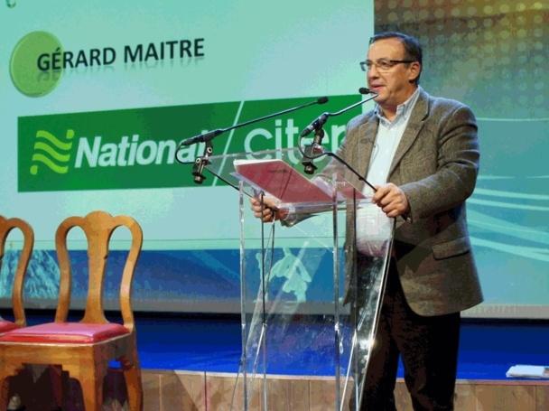 Gérard Maitre DG ne souhaite pas faire de commentaire et prépare une réponse globale. - DR CE