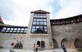 La Tour de la Vierge de Tallinn est désormais rouverte au public - DR : Office de Tourisme de Tallinn