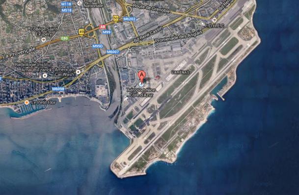 En  cumulé depuis le début de l'année, le trafic de l'aéroport de Nice Côte d'Azur  progresse de 3,70% sur l'international et 3,60% sur le national - DR