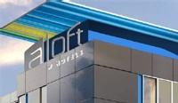 Starwood Hotels lance aloft hotels