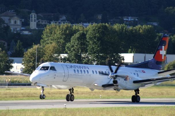 Le 2 septembre 2013, Darwin Airline inaugurera deux nouvelles liaisons, en direction de Cambridge et de Leipzig, au départ de Paris CDG - Photo DR