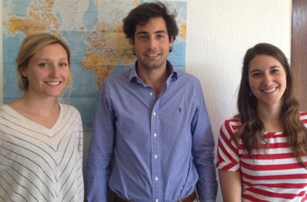 Corentin et Charlotte ont associé leurs expertises pour créer Emoovio, la première agence de voyages spécialisée dans les expériences mystères - DR