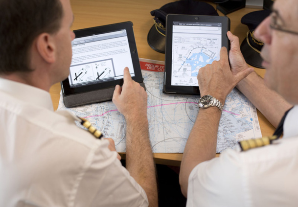L'Europe aura besoin de 99.700 nouveaux pilotes et 108.200 techniciens maintenance d'ici 2032. -Photo Virginie Valdois / AF