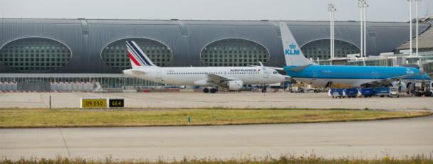 Air France - KLM : trafic en hausse de 4,9% en août 2013