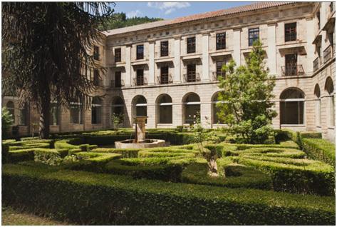 Le Monastère a été déclaré Monument Historique et Artistique National en 1982.