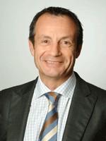 Jean-Louis Richard, directeur général délégué d'Amadeus France