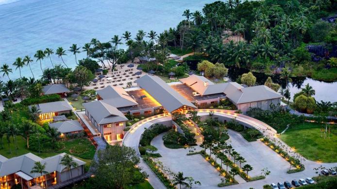 Kempinski Seychelles Resort (DR Kempinski Seychelles resort)
