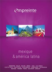 Empreinte lance les combinés Chili, Bolivie, Pérou et Brésil, Pérou, Argentine