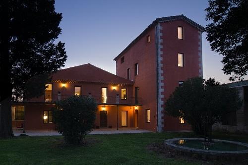 La Bastide de Fabrègues accueille 5 suites sur 350 m² - Photo DR