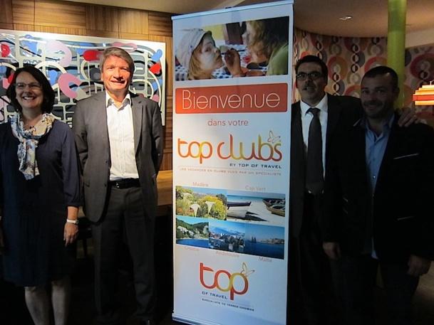 Malgré le succès remporté par ses Top Clubs, Helmut Stückelschweiger, le PDG de Top Of Travel déplore une année compliquée, avec un mois de juillet en forte chute - DR : LAC
