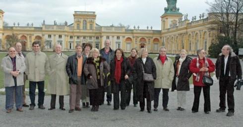 Les participants du One Day Trip organisé par Bon Voyage sarl, pour le GIE Belge Mercatour