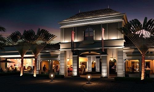 La nouvelle adresse 5* de Centara Hotels & Resorts à Maurice comptera une centaine de chambre et villas au bord de l'océan - Photo DR
