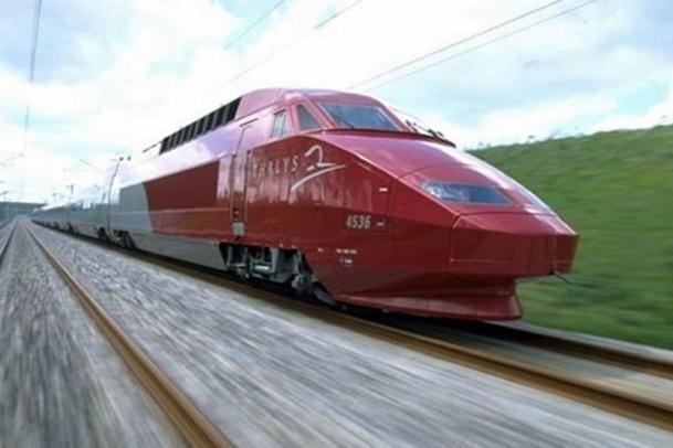 Les agences de voyages écoulent 20% de la billetterie Thalys - DR