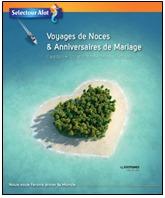"""Exotismes édite la brochure """"Voyages de Noces"""" de Selectour Afat"""