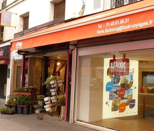 La nouvelle agence parisienne de Look Voyages est situé dans le quartier Bastille - Photo DR