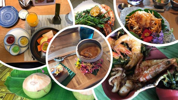 La gastronomie thaïlandaise, raffinée et diététique  qui elle aussi contribue grandement à l'attractivité de la destination - Photo CH