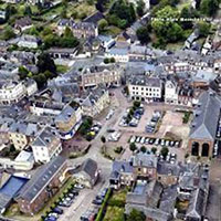 Le bourg de Doudeville © Home Facebook