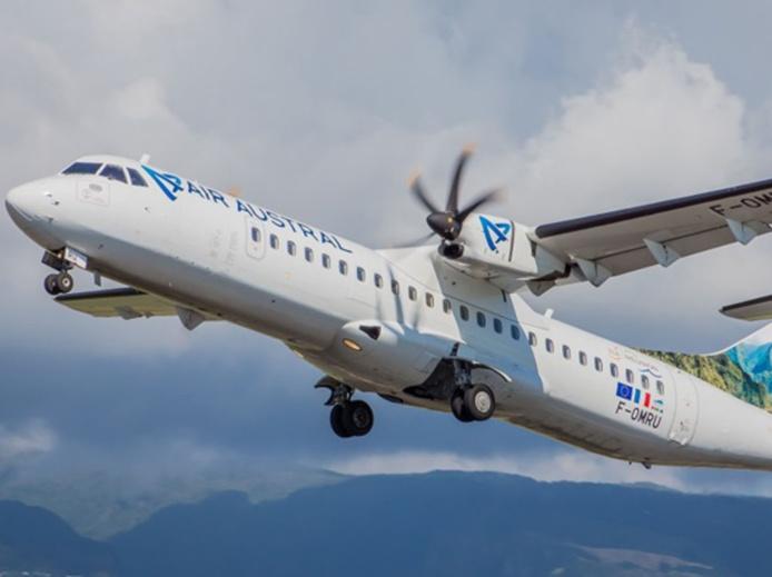 """En cas de mariage forcé par l'Etat avec Corsair """"Une telle approche est inacceptable et signerait la disparition d'Air Austral"""" selon Huguette Bello - DR"""