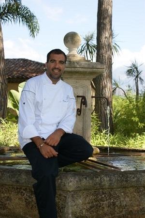 Thomas d'Arcangelo est le chef des cuisines de l'hôtel 5* La Signoria, à Calvi - Photo DR