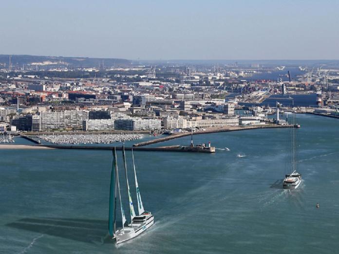 TOWT proposera des croisières sur ds voiliers cargos pouvant transporter 12 passagers - DR