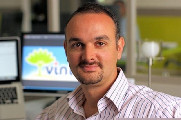 Gilles Granger, fondateur de Vinivi © Vinivi