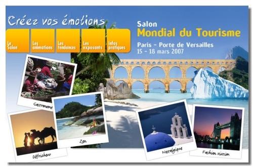 Le Salon mondial du tourisme ouvre ses portes demain