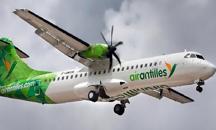 Air Antilles Express a perdu son certificat de transporteur /crédit AAE