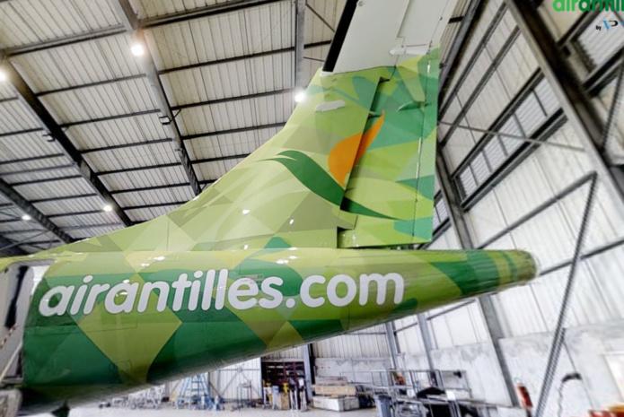 Tous les vols d'Air Antilles sont annulés, la DGAC suspendu l'exploitation commerciale et non-commerciale des avions  - DR