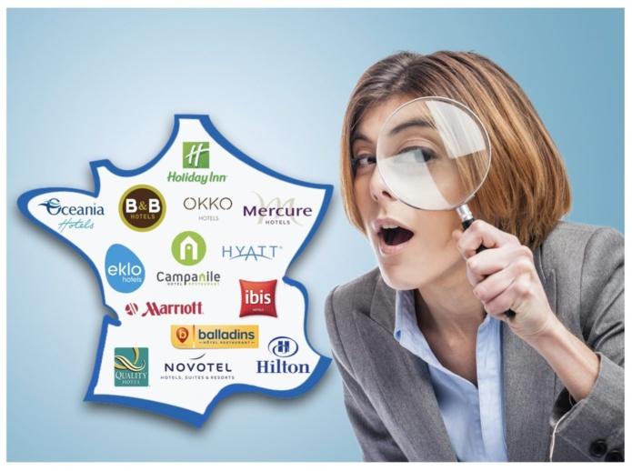 Les meilleurs développeurs parmi les les chaînes hôtelières intégrées depuis 2018 en France ont été Kyriad (+48 unités, dont Kyriad Prestige & Direct), B&B Hotels (+34), Ibis Style (+17) et Novotel (+17) - DR : Coach Omnium