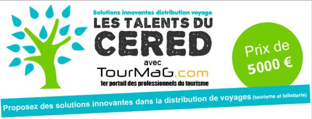 Un chèque de 5000 euros au vainqueur et un stand gratuit de 6 m2 offert par le Salon mondial du Tourisme