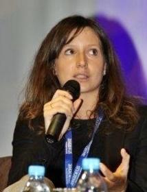 Marie Allantaz, directrice de l'école Escaet