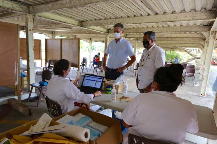 Le haut-commissaire de la République a annoncé une prolongation du confinement en Polynésie française - DR