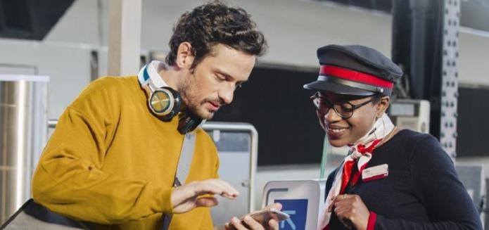 """La SNCF propose un abonnement """"Mon Forfait Annuel Télétravail"""" - SNCF"""