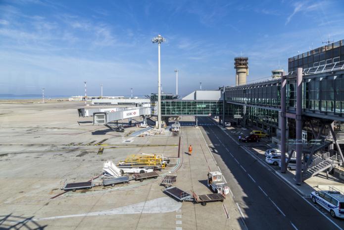 L'Aéroport Marseille Provence reprend des couleurs... /crédit DepositPhoto