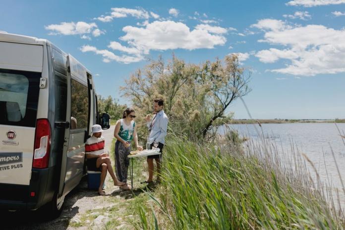 Indie Campers intègre la couverture d'assurance automatiquement dans chaque location - DR