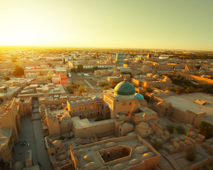Vers une légère reprise de l'activité touristique pour cet automne en Ouzbékistan
