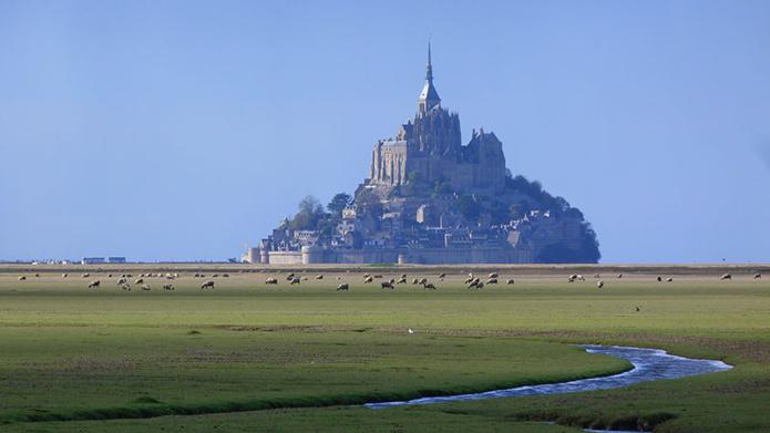 Le Mont Saint-Michel © Stéphane Lesauvage