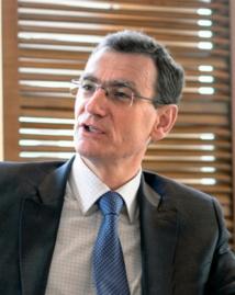 Michel Rességuier, patron de Thomas Cook /dr