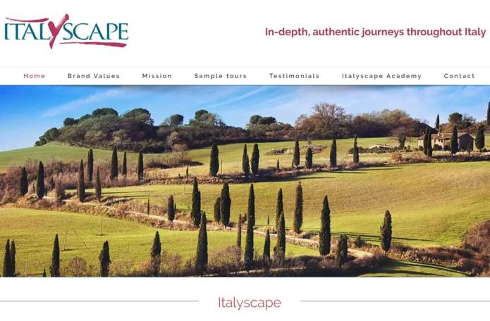 """Vincenzo Emprin, CEO d'Italyscape : """"Nous attendons une forte reprise des marchés européen et américain. Nous sommes prêts !"""" - DR : Capture écran Italyscape"""