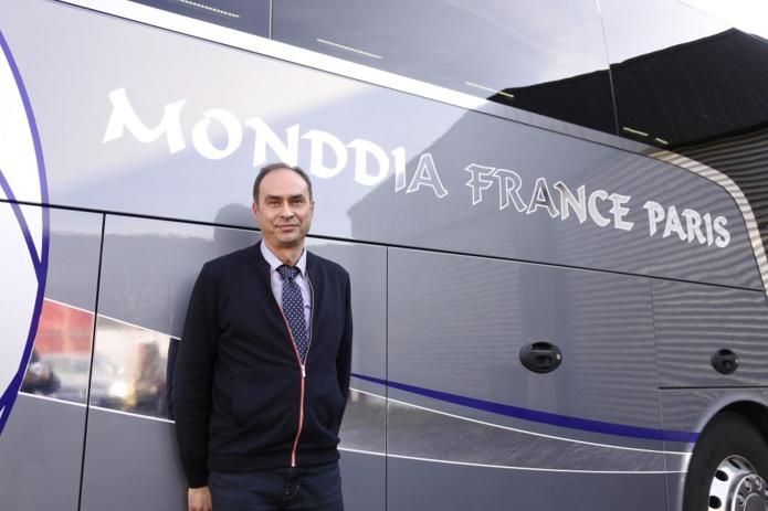 Antonia Faria, gérant de la société Monddia France, nous a quittés - Crédit Photo François Gilbert