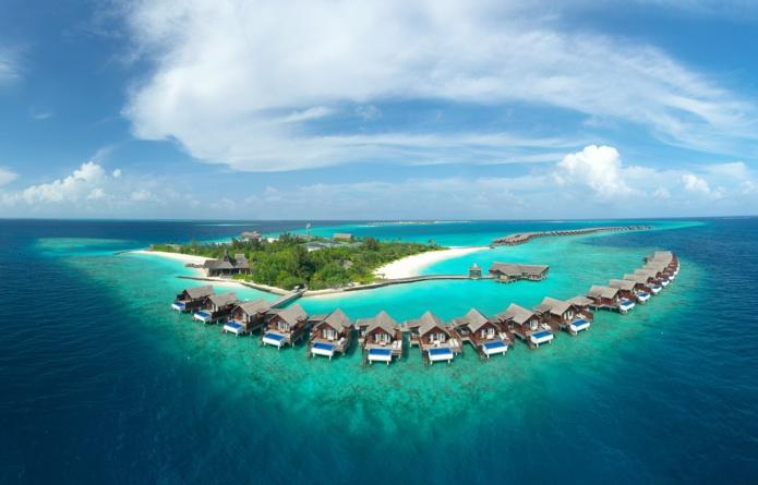 Le Grand Park Kodhipparu, Maldives - DR