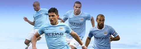 Etihad Airways sponsorise l'équipe de football britannique de Manchester City - Photo DR