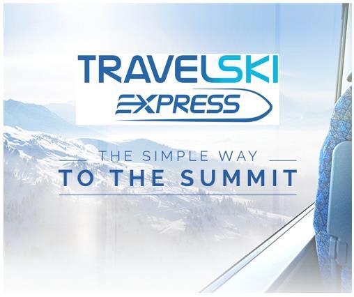 La Compagnie des Alpes proposera une ligne ferroviaire entre Londres - Moûtiers - Bourg Saint Maurice baptisée Travelski Express et distribuée au Royaume-Uni par Travelski - DR